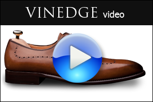Dress shoes for men - VINEDGE in video